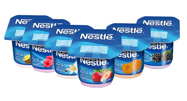 Yoghurt   Nestlé