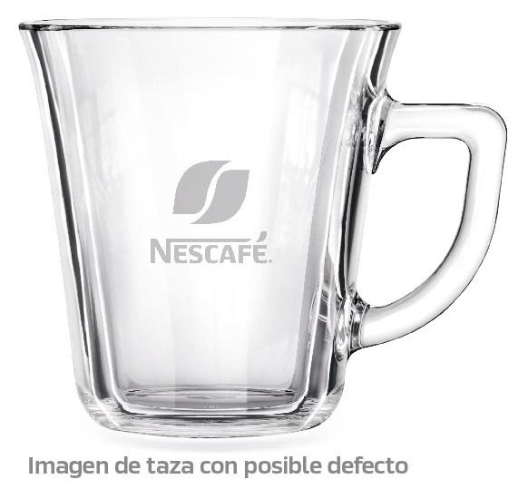 Tazas De Vidrio Nescafé
