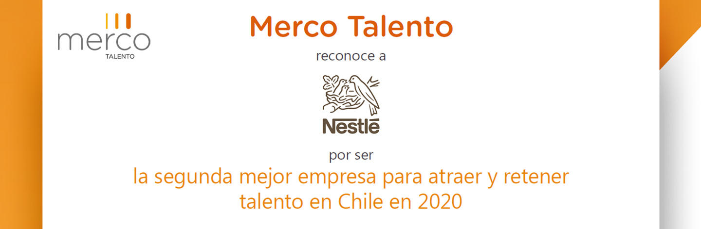 Merco talento 2020 Chile